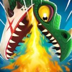 Hungry Dragon MOD APK 3.17 (Gemas ilimitadas)