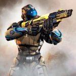 Shadowgun Legends MOD APK 1.1.3 (Enemigos tontos, Modo Dios)