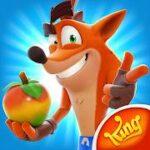 Crash Bandicoot: On the Run! APK MOD 1.130.36 (Modo Dios)