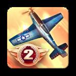 Sky Gamblers Storm Raiders 2 APK Android Offline 1.0.0