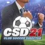 Club Soccer Director 2021 APK MOD 1.5.4 Dinero e Insignia Desbloqueada