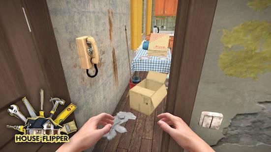 Descarga House Flipper Home Design, Renovation Games con Dinero Infinito y Elementos DLC Desbloqueados para Android Gratis