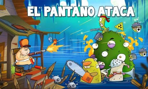 Descarga Swamp Attack MOD APK con Dinero y Energía infinita para Android Gratis 5