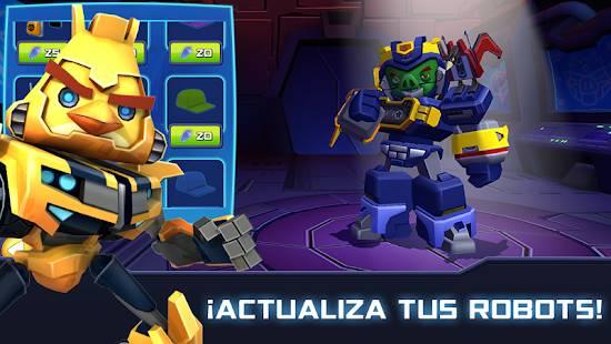 Descarga Angry Birds Transformers MOD APK con Dinero Infinito para Android Gratis 2