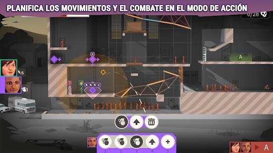 Descarga Bridge Constructor The Walking Dead MOD APK Desbloqueado para Android Gratis 5