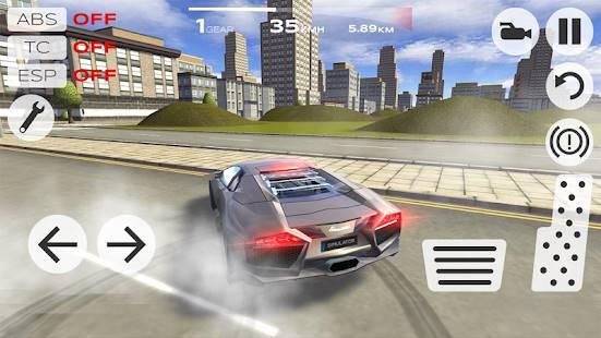 Descarga Extreme Car Driving Simulator MOD APK con Dinero Infinito para Android Gratis