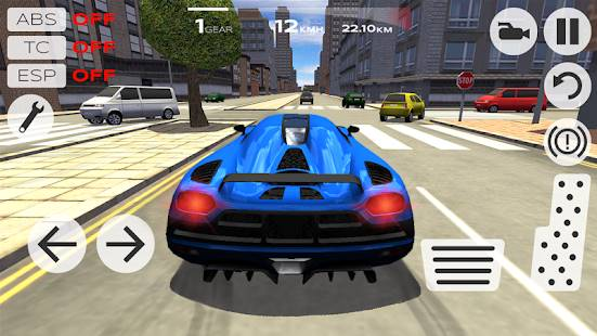 Descarga Extreme Car Driving Simulator MOD APK con Dinero Infinito para Android Gratis 3