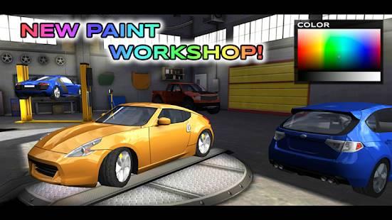 Descarga Extreme Car Driving Simulator MOD APK con Dinero Infinito para Android Gratis 4