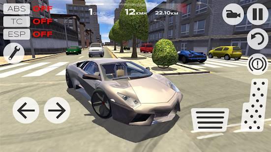 Descarga Extreme Car Driving Simulator MOD APK con Dinero Infinito para Android Gratis 5
