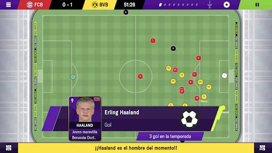Descarga Football Manager 2021 Mobile MOD APK Desbloqueado para Android Gratis 8