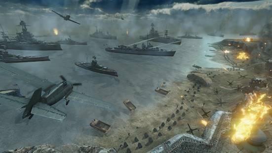 Descarga Ghosts of War WW2 Shooting games MOD APK con Munición Infinita para Android Gratis 2