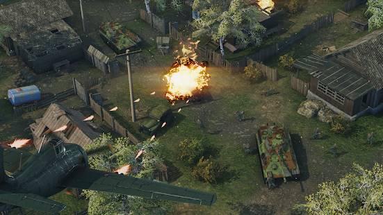 Descarga Ghosts of War WW2 Shooting games MOD APK con Munición Infinita para Android Gratis 4