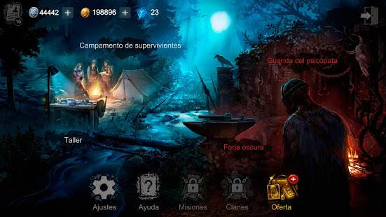 Descarga Horrorfield MOD APK con Hack de Mapa para Android Gratis 7