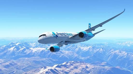 Descarga Infinite Flight: Flight Simulator MOD APK con Todo Desbloqueado para Android Gratis 2