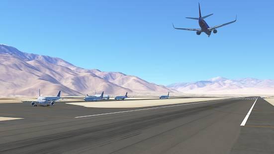 Descarga Infinite Flight: Flight Simulator MOD APK con Todo Desbloqueado para Android Gratis 6