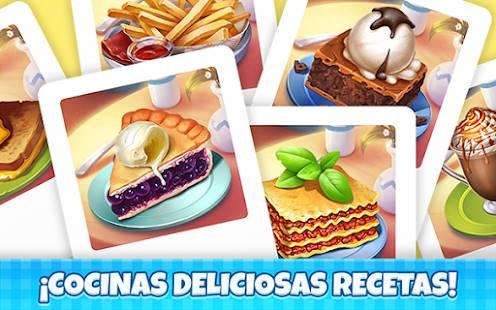 Descarga Manor Cafe MOD APK con Dinero ilimitado para Android Gratis 6