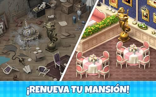 Descarga Manor Cafe MOD APK con Dinero ilimitado para Android Gratis 7