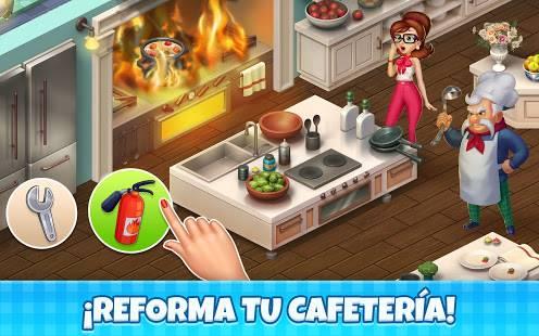 Descarga Manor Cafe MOD APK con Dinero ilimitado para Android Gratis 8