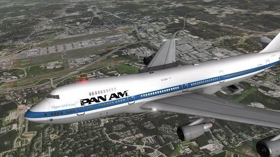 Descarga Real Flight Simulator MOD APK Desbloqueado para Android Gratis 2
