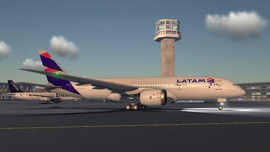 Descarga Real Flight Simulator MOD APK Desbloqueado para Android Gratis 4