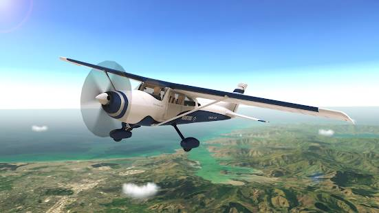 Descarga Real Flight Simulator MOD APK Desbloqueado para Android Gratis 5