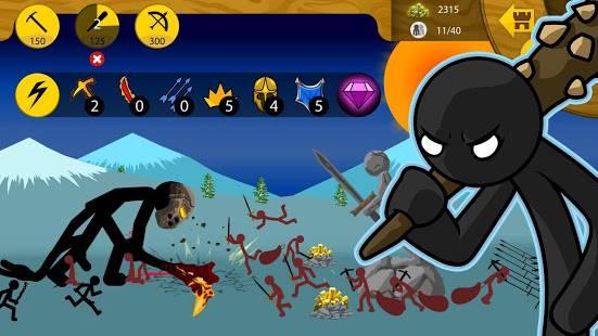 Descarga Stick War: Legacy MOD APK con Gemas Infinitas para Android Gratis 6