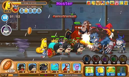 Descarga Larva Heroes: Lavengers MOD APK con Todos los Héroes Desbloqueados, Unidades, y Habilidades para Android Gratis 5