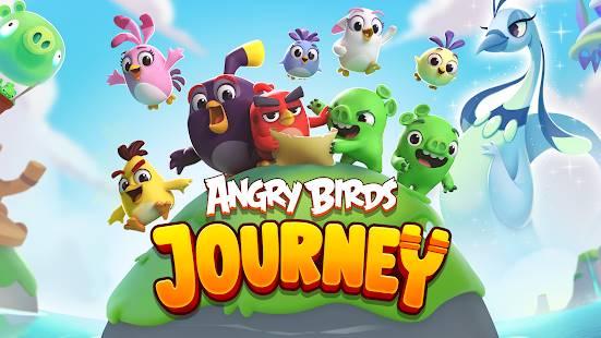 Descarga Angry Birds Journey MOD APK con Vidas Infinitas para Android Gratis 6