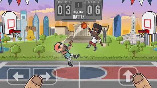 Descarga Basketball Battle MOD APK con Dinero Infinito para Android Gratis