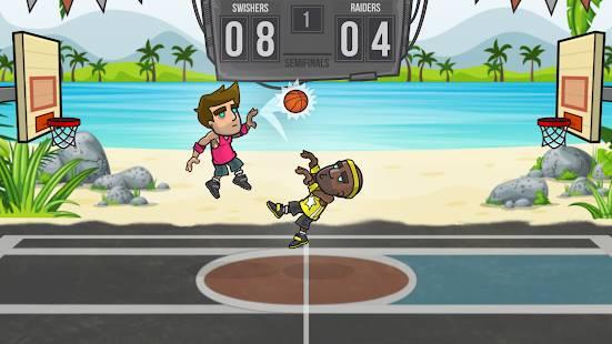 Descarga Basketball Battle MOD APK con Dinero Infinito para Android Gratis 2