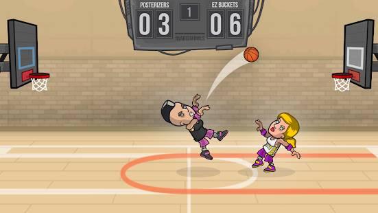 Descarga Basketball Battle MOD APK con Dinero Infinito para Android Gratis 3