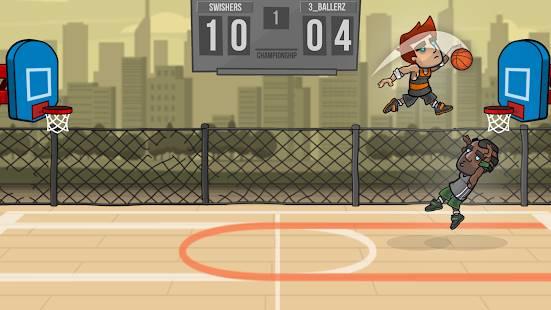 Descarga Basketball Battle MOD APK con Dinero Infinito para Android Gratis 4
