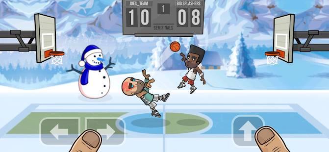 Descarga Basketball Battle MOD APK con Dinero Infinito para Android Gratis 5
