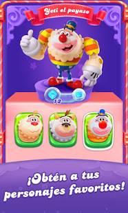 Descarga Candy Crush Friends Saga MOD APK con Vidas ilimitadas para Android Gratis 2