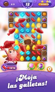 Descarga Candy Crush Friends Saga MOD APK con Vidas ilimitadas para Android Gratis 3