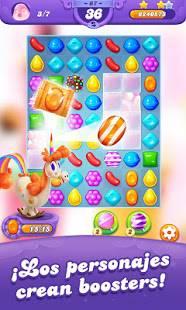 Descarga Candy Crush Friends Saga MOD APK con Vidas ilimitadas para Android Gratis 4