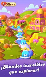 Descarga Candy Crush Friends Saga MOD APK con Vidas ilimitadas para Android Gratis 5