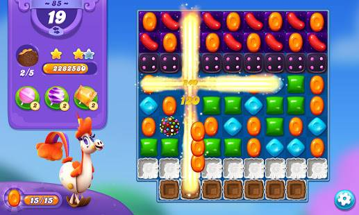 Descarga Candy Crush Friends Saga MOD APK con Vidas ilimitadas para Android Gratis 6