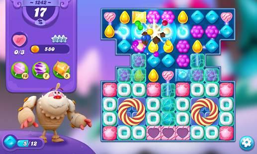 Descarga Candy Crush Friends Saga MOD APK con Vidas ilimitadas para Android Gratis 8