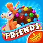 Candy Crush Friends Saga MOD APK 1.65.3 (Vidas ilimitadas)