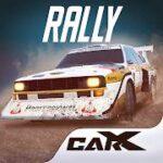CarX Rally MOD APK 15223 (Coches Desbloqueados, Dinero ilimitado)