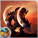 Heroes Infinity MOD APK 1.35.08 (Dinero Infinito)