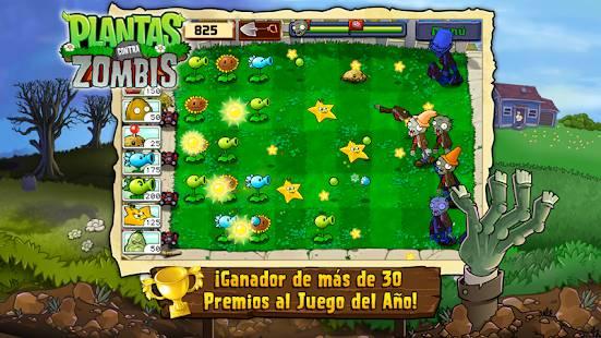 Descarga Plants vs Zombies MOD APK con Dinero/Soles Infinitos para Android Gratis