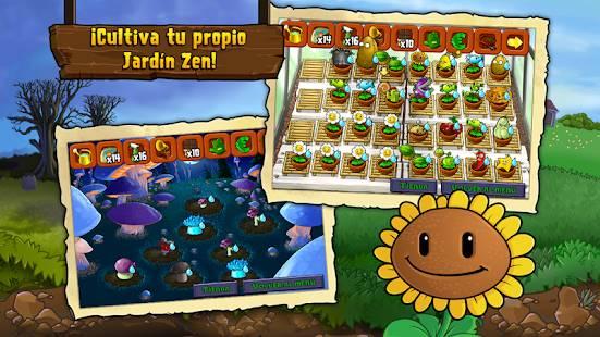 Descarga Plants vs Zombies MOD APK  con Dinero/Soles Infinitos para Android Gratis 3