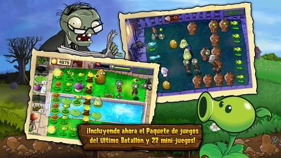 Descarga Plants vs Zombies MOD APK con Dinero/Soles Infinitos para Android Gratis 4