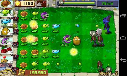 Descarga Plants vs Zombies MOD APK con Dinero/Soles Infinitos para Android Gratis 6