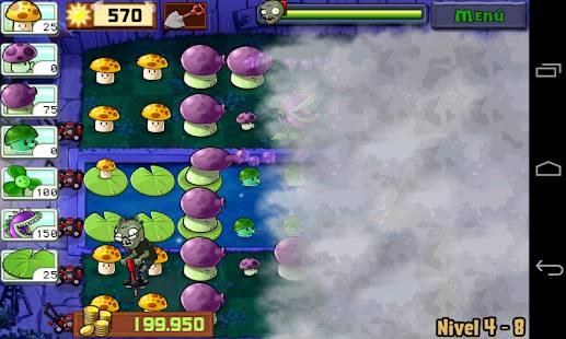 Descarga Plants vs Zombies MOD APK con Dinero/Soles Infinitos para Android Gratis 8