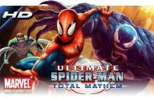 Descarga Spider-Man Total Mayhem HD APK para Android Gratis 2