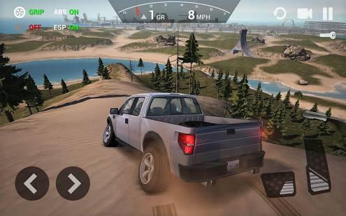 Descarga Ultimate Car Driving Simulator MOD APK con Dinero Infinito para Android Gratis