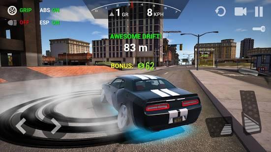 Descarga Ultimate Car Driving Simulator MOD APK con Dinero Infinito para Android Gratis 3